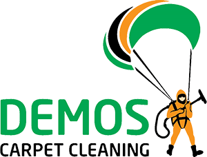 demos carpet cleaning logo